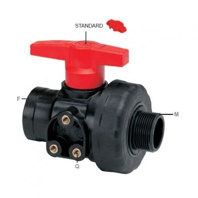2-Way Ball Valves