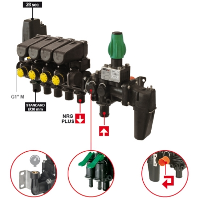 Sprayer Control Units