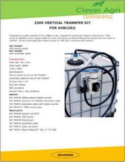 ADBLUE Transfer Kit
