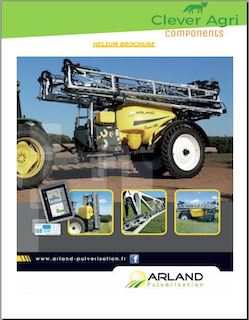 ARLAND Sparyers Brochure