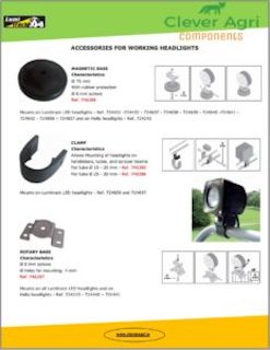 Accessories Working Headlights
