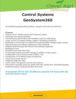 Control Systems GEOSystem 260