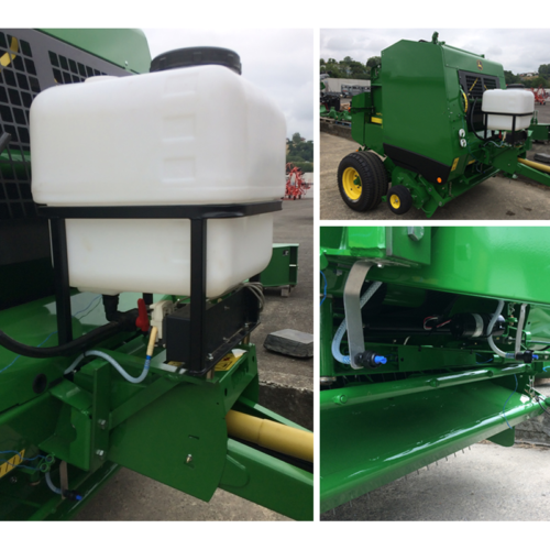 Flexiflow Forage Applicator