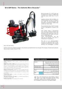 Microbull Brochure