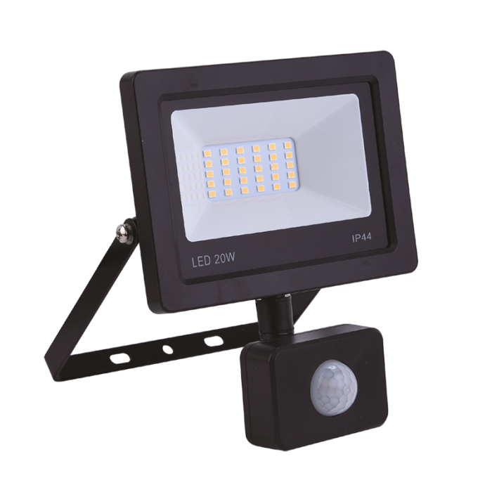 ed-flood-light-flat-black-with-detecter-20w-1600lm