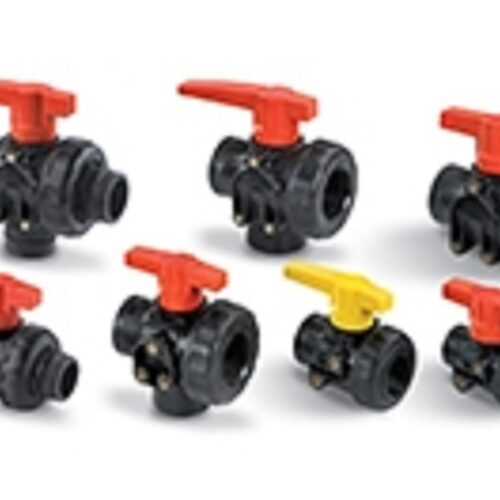 Ball Valves & Taps